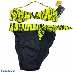 Vintage Sassafras bikini size medium Y2K 1990's